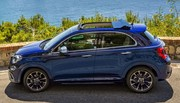 Fiat 500X Yachting : le SUV se paye une toile