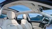 Fiat 500X Yachting : la capote et le soleil