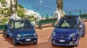 Fiat 500X Yachting : le SUV-cabriolet par Fiat