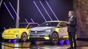 Renault dévoile en détail son avenir électrique !