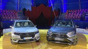 DS7 Crossback E-Tense 4x4 300 vs Toyota Rav4 PHEV : luxe contre efficience