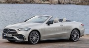 Mercedes CLE (2022) : Un cabriolet quatre-places inattendu