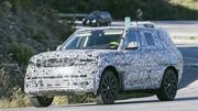 Range Rover Sport (2022) : Les premiers prototypes sont de sortie