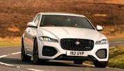 Essai Jaguar XF 2021 : L'anglaise qui concurrence les A6 et Série 5