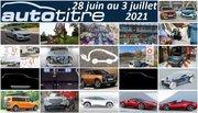 Résumé Auto Titre du 28 juin au 3 juillet 2021