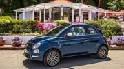 Fiat 500C : série spéciale Yacht Club Capri
