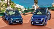 Fiat 500 et 500X Yachting : le luxe, cheveux au vent !
