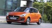 Essai Suzuki Swift restylée : premières impressions à son volant