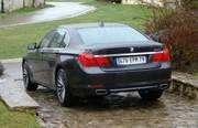 Essai BMW 740i : Retour aux affaires