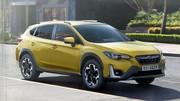 Subaru XV : lifting discret
