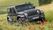 Essai Jeep Wrangler (2021) : l'hybride au prix fort... ou rien