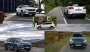 SUV hybride rechargeable : lequel choisir entre 3008, C5 Aircross, Kuga, GLA et Tiguan ?