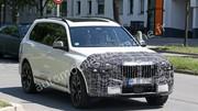 Futur BMW X7 restylé : changement de look pour le grand SUV en 2022 ?
