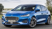 Ford Focus (2022) : Restylage et hybridation en approche