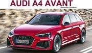 Audi A4, la nouvelle génération arrive bientôt