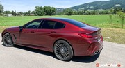 Essai BMW Alpina B8 Gran Coupé