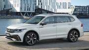 Volkswagen Tiguan Allspace restylé (2021) : prix à partir de 39.995 €