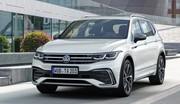 Nouveau Volkswagen Tiguan Allspace : tous les tarifs, à partir de 39 995 €