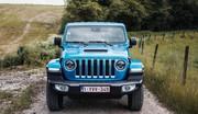 Essai Jeep Gladiator