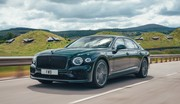 Bentley Flying Spur Hybrid (2021) : Place à l'hybride rechargeable