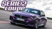 Nouvelle BMW Série 2 coupé : Retour vers le passé !