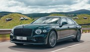 La Bentley Flying Spur V6 Hybrid : la plus économe des Bentley