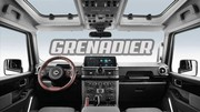 INEOS Grenadier : le 4x4 « Made in France » montre son habitacle !