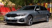 Essai BMW 320e Touring (2021) : 1 500 km avec la « petite » Série 3 hybride rechargeable