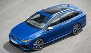Volkswagen Golf R SW : toutes les infos et photos officielles