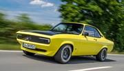 Opel Manta GSe Elektromod : plus que du marketing ?
