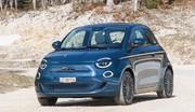 Essai Fiat 500 électrique : La piccola bomba elettrica