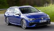 Volkswagen Golf R SW 2021 : Le break compact des papas sportifs