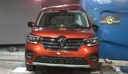Crash-test du nouveau Kangoo : combien d'étoiles chez Euro NCAP ?