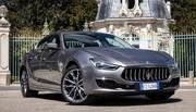 Essai de la Maserati Ghibli hybride : électrification à l'italienne