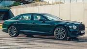 Bentley dévoile la Flying Spur hybride rechargeable, la plus efficiente de l'histoire de la marque
