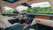 Bentley Flying Spur, le super luxe devient hybride