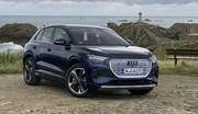 Essai vidéo Audi Q4 e-tron (2021) : la démocratisation façon premium