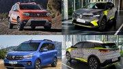Mégane électrique, nouveau Dacia 7 places, Duster restylé présentées le 6 septembre