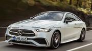 Mercedes CLE (2022) : Un coupé inédit en approche