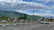 Tesla monte en puissance : bientôt 100 stations de superchargeurs en France