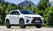 Essai de 1 500 km en Lexus RX 450h : que vaut le pionnier des SUV hybride en 2021 ?