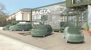 Dacia promet un « véhicule polyvalent » à 7 places