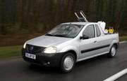 Essai Dacia Logan pick-up : Petit, mais costaud