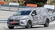 Dacia : le nouveau modèle 7 places encore surpris