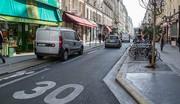 Paris : Limitation de vitesse à 30 km/h dès le 30 août