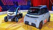 Les 2 voitures sans permis électriques du salon Caradisiac