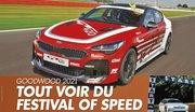 Festival of Speed de Goodwood 2021. Le meilleur du FOS en images !