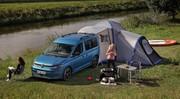 Essai Volkswagen Caddy California (2021) : La petite évasion