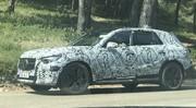 Le futur Mercedes GLC s'entraîne au Ventoux
