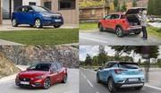 Citadine, SUV, électrique : les meilleurs modèles par catégorie en 2021